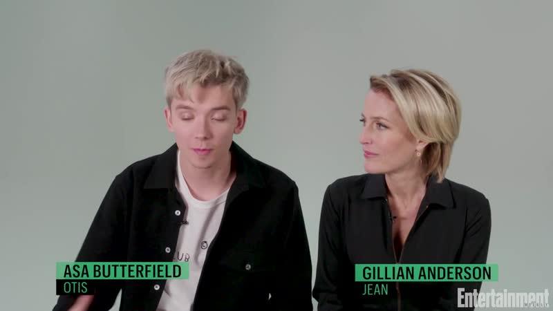 Asa Butterfield, Gillian Anderson preview Netflix s Sex Education EW.com EW.com (rendition) (via Skyload) (2)