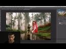 Простые геометрические трансформации Adobe Photoshop быстрый старт Саша Чалдр