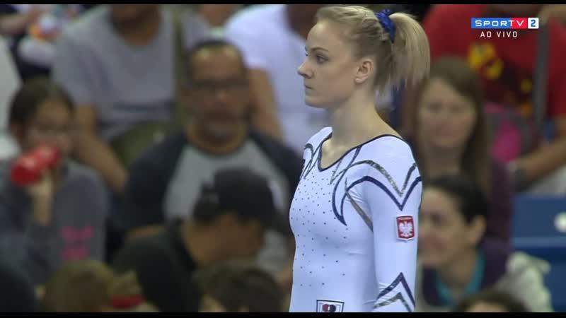 Gabriela Janik POL VT