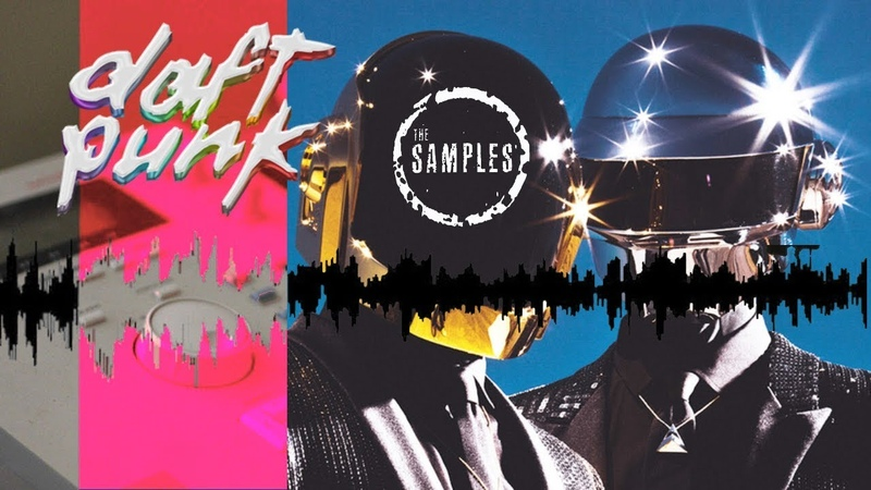 The Samples Daft Punk Edition