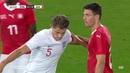 Англия Швейцария Обзор матча 1 0 11 09 2018