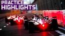Practice Highlights! 2019 Marrakesh E-Prix | ABB FIA Formula E Championship