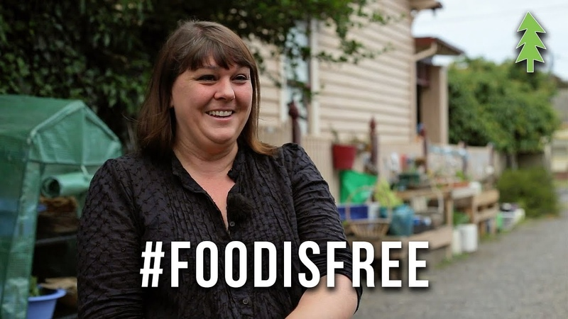 Incredible Woman Starts Project to Give Away Free Food and Build Community!