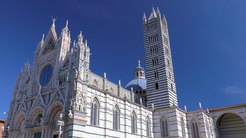 Siena, Tuscany (Toscana), Italy (Italia) [HD] (videoturysta.eu)