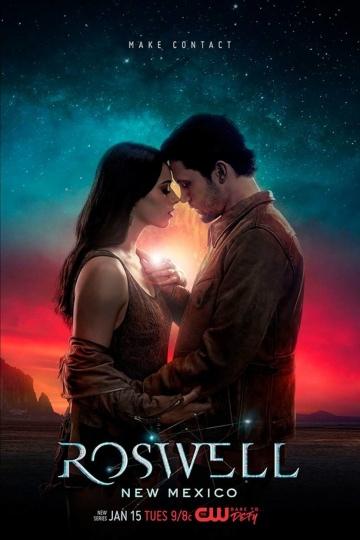 Розуэлл, Нью-Мексико (сериал 2019 – ...) Roswell, New Mexico  смотреть онлайн