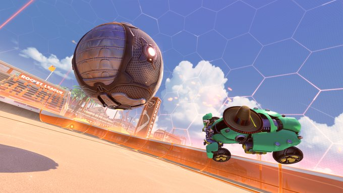 Rocket League Summer Roadmap!