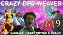 GW2 CRAZY DPS ELEMENTALIST Feat. Gandalf, Harry Potter Meme Build