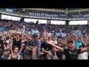 Фаны Наполи в Турине