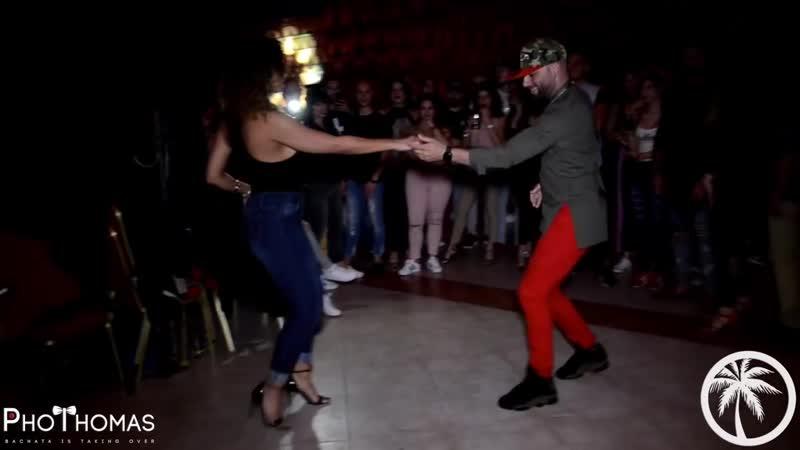 Без ТЕБЯ. мне. и. РАЙ. Земной не надо! Танцуют Атака и Ла АЛемана
