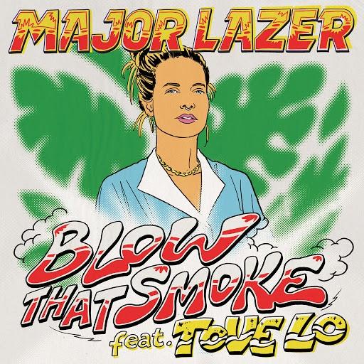 Major Lazer альбом Blow That Smoke