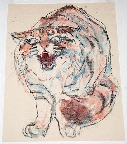 Fritz Hug ( 1921 - 1989, Швейцария)