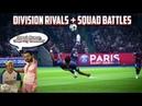 Fifa 19 Поднимаемся в Division Rivals Бомбим в SQUAD BATTLES бюджетный состав