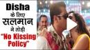 Salman Khan Ne Bharat Mein Todi No Kissing Policy Disha Patani Katrina Kaif