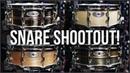 Pearl Sensitone Snare Drum Comparison ABBDRUMS