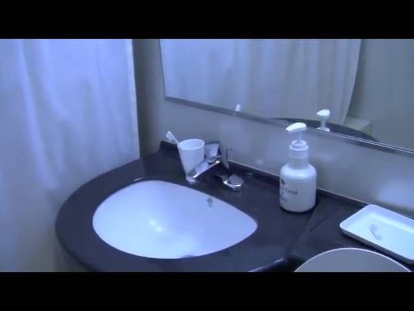 Original frog in the shower video!