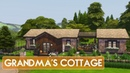 Sims 4 House Building Grandma's Summer Cottage Seasons Expansion Pack