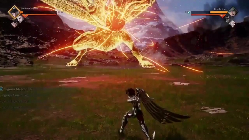 Jump Force - closed beta