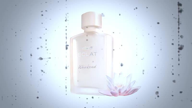 Eclate Weekend женственный приятный аромат