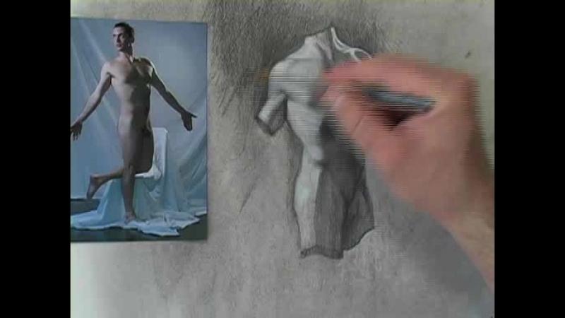 Matthew Archambault - Drawing Tutorials Online - Charcoal_10