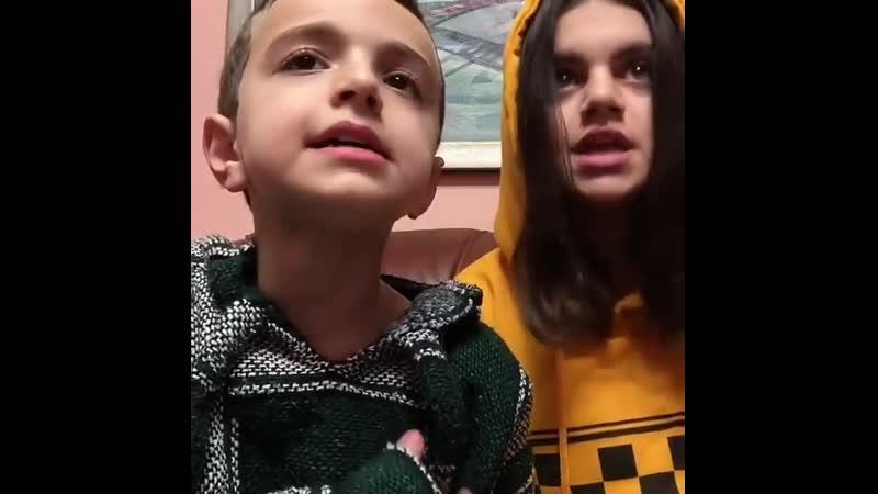 Anahit and Borya-Незабудка