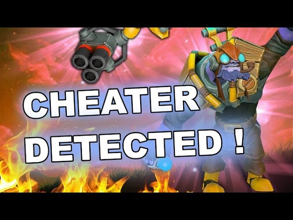 Dota 2 Cheater - TINKER with FULL PACK OF SCRIPTS, MUST SEE