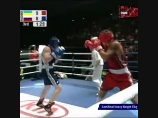 Егор Мехонцев VS Александр Усик