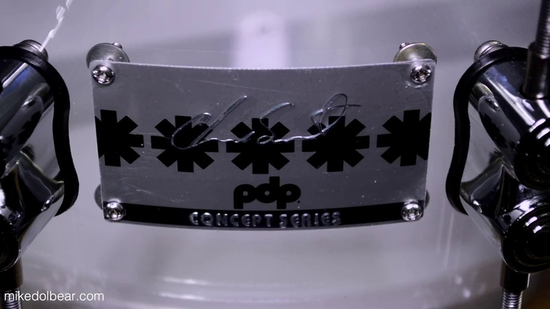 PDP Chad Smith Snare Drums