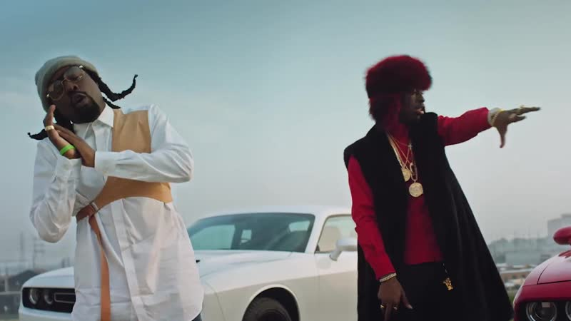 Ride Out Kid Ink Tyga Wale YG Rich Homie Quan Official Video Furious 7 1080p