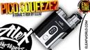 Я ВЕРНУЛСЯ! l Pico Squeeze 2 l by Eleaf l ENG SUBS l Alex VapersMD review 🚭🔞