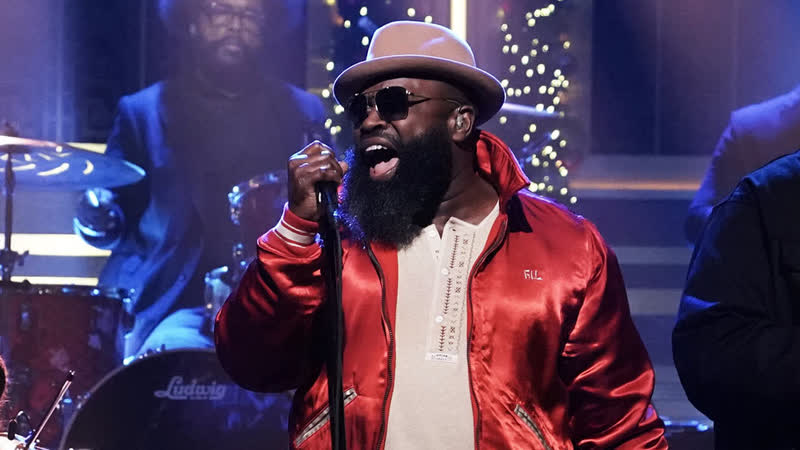 Black Thought ft. Salaam Remi - Conception (Live from The Tonight Show Starring Jimmy Fallon)