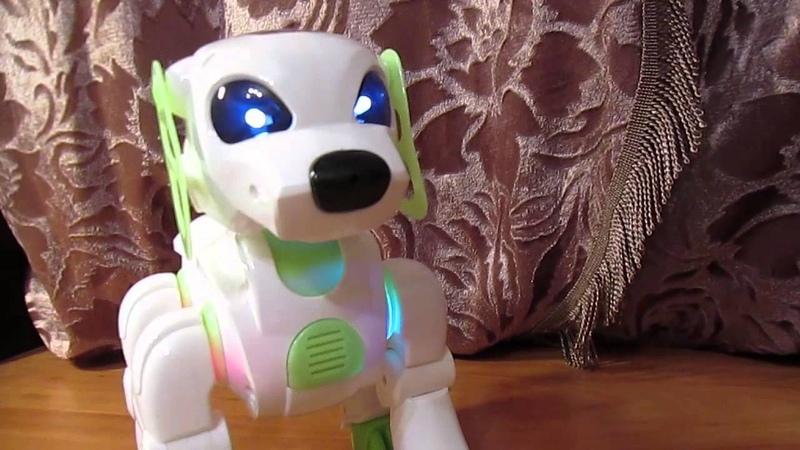 Робот собака (ROBOT DOG) ИНТЕРАКТИВНАЯ СОБАКА