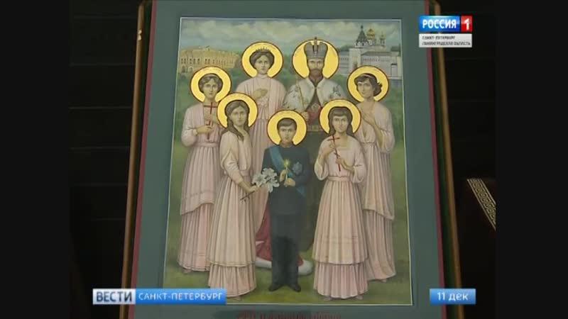 В храме Серафима Петроградского в Александро-Невской Лавре появились сразу две новые святыни