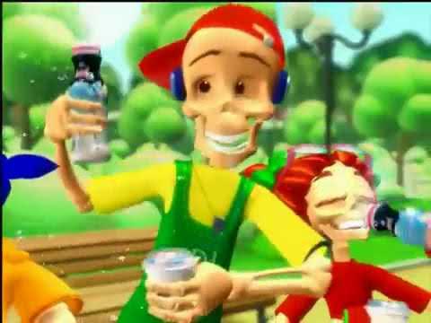 Реклама Скелетоны лето 2005 3