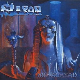 Saxon альбом Metalhead