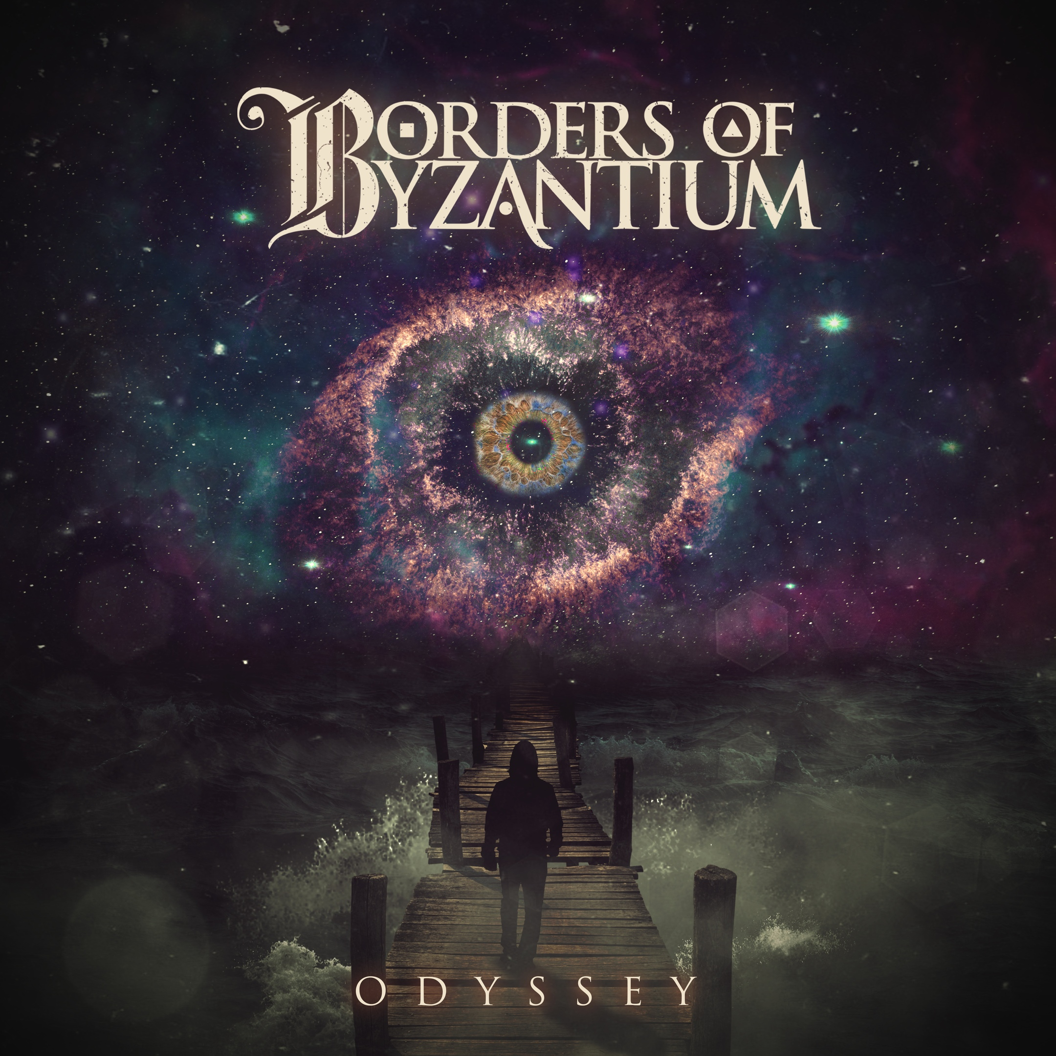 Borders of Byzantium - Alive [single] (2019)