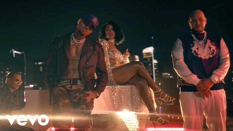 Fat Joe, Chris Brown, Dre - Attention (Official Video)