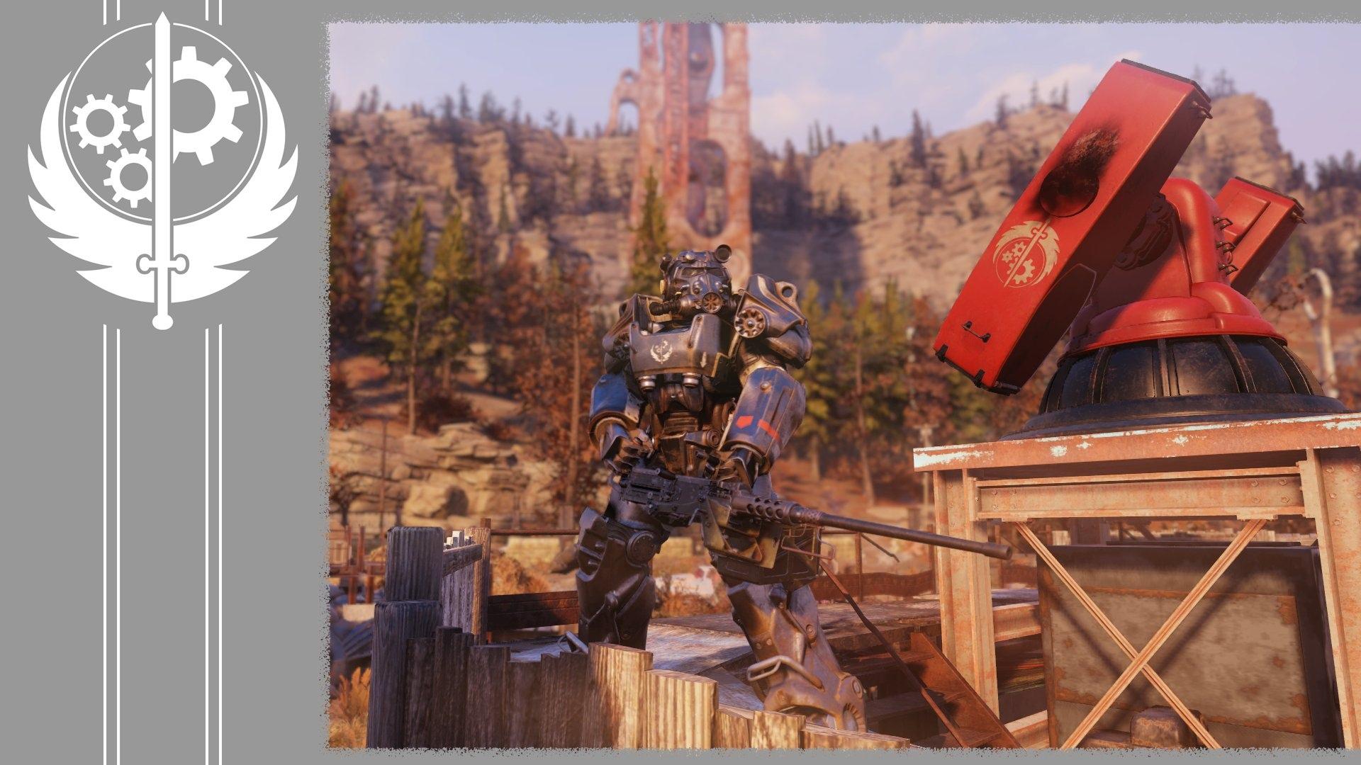 Представлены все группировки в Fallout76