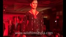 Katrina Kaif does a ramp walk in her early days for Kanwal Toor