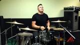 Space Beat II - Ilya Malko Drum Video
