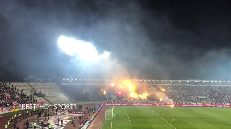158 DERBI FK Partizan 1 1 FK Crvena zvezda