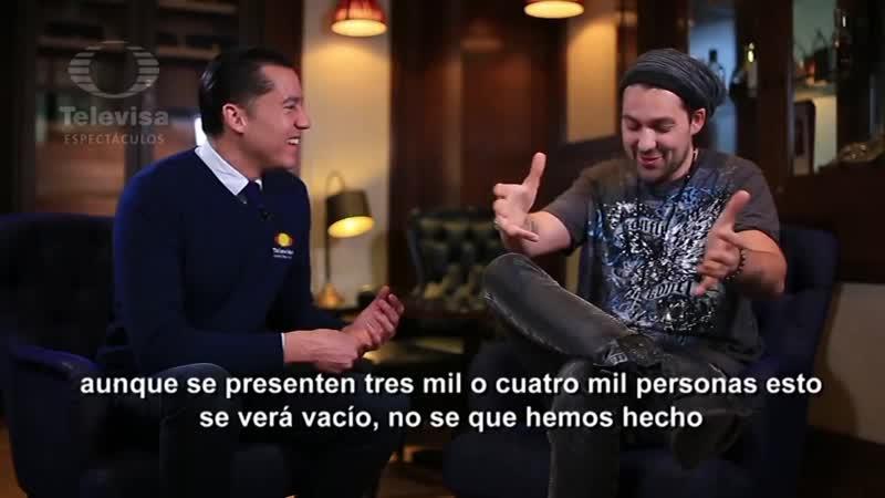 David Garrett se expresó emocionado por sus presentaciones en México - Las Estrellas