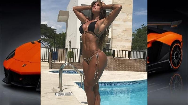 Fitness Model Sonia Isaza
