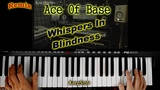 KorgStyle &amp Ace Of Base -Whispers In Blindness (Korg Pa 500) Remix ItaloDisco