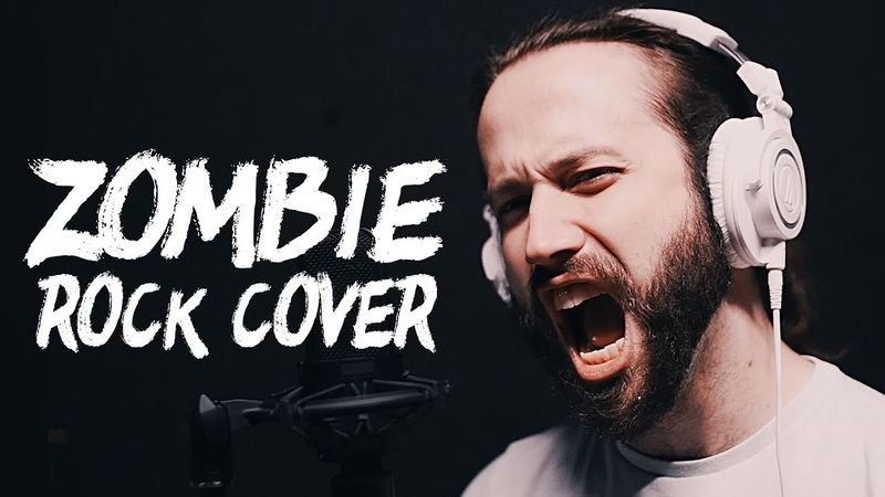 ZOMBIE Bad Wolves The Cranberries METAL COVER by Jonathan Young