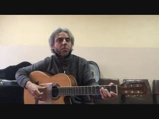 The Beatles-White my guitar gently weeps-cover Garri Pat