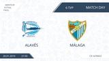 20.01.2019 Alaves-Malaga. Nizhny Tagil. Afl.