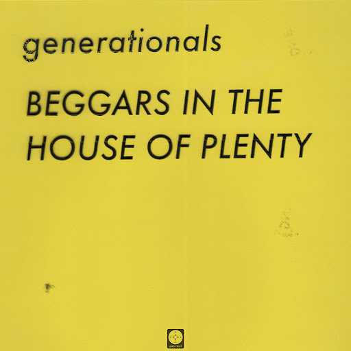 Generationals альбом Beggars in the House of Plenty