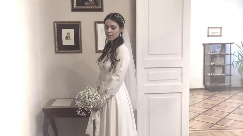 Платья на венчание.