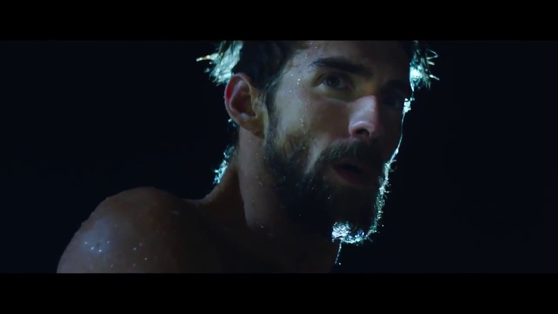 UNDER ARMOUR RULE YOURSELF MICHAEL PHELPS