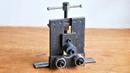 Make A Metal Bender || Homemade Roller Bender